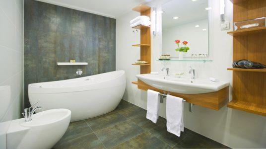 kupaonica predsjedničkog apartmana